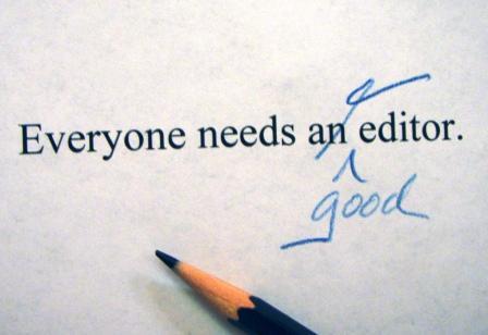 Writing editors